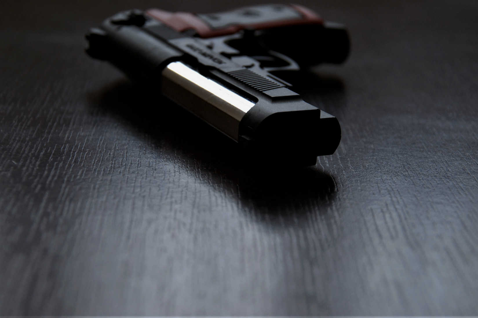 Good Guy with Gun Stops Intruder from Stabbing Father during Home Invasion