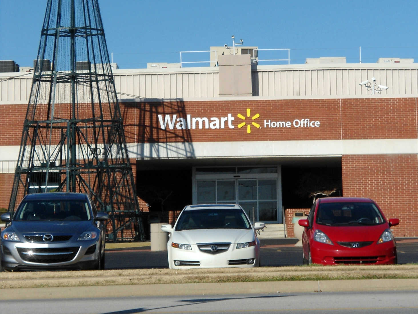 Walmart Calls for 'Assault Weapons' Ban