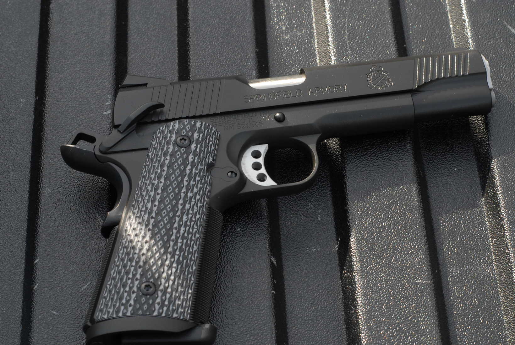 Product Review: Springfield Armory TRP Review