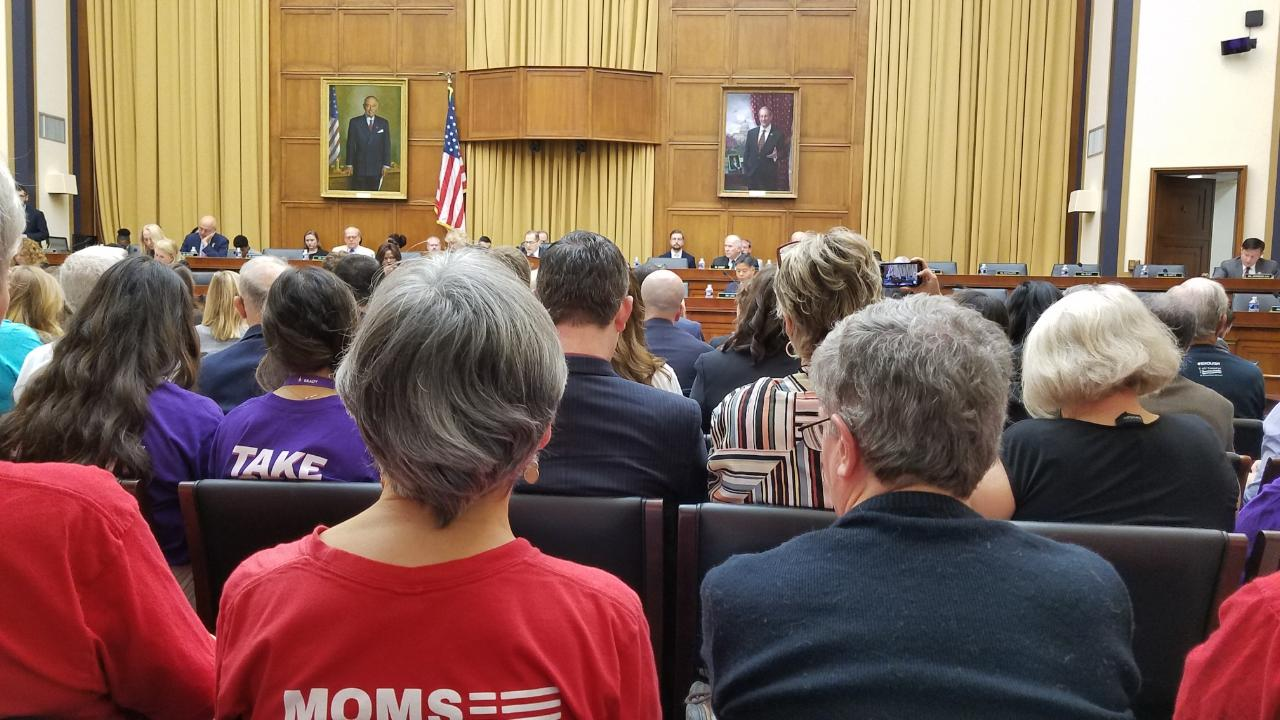 House Judiciary Committee Holds Hearing on Assault Weapons Ban