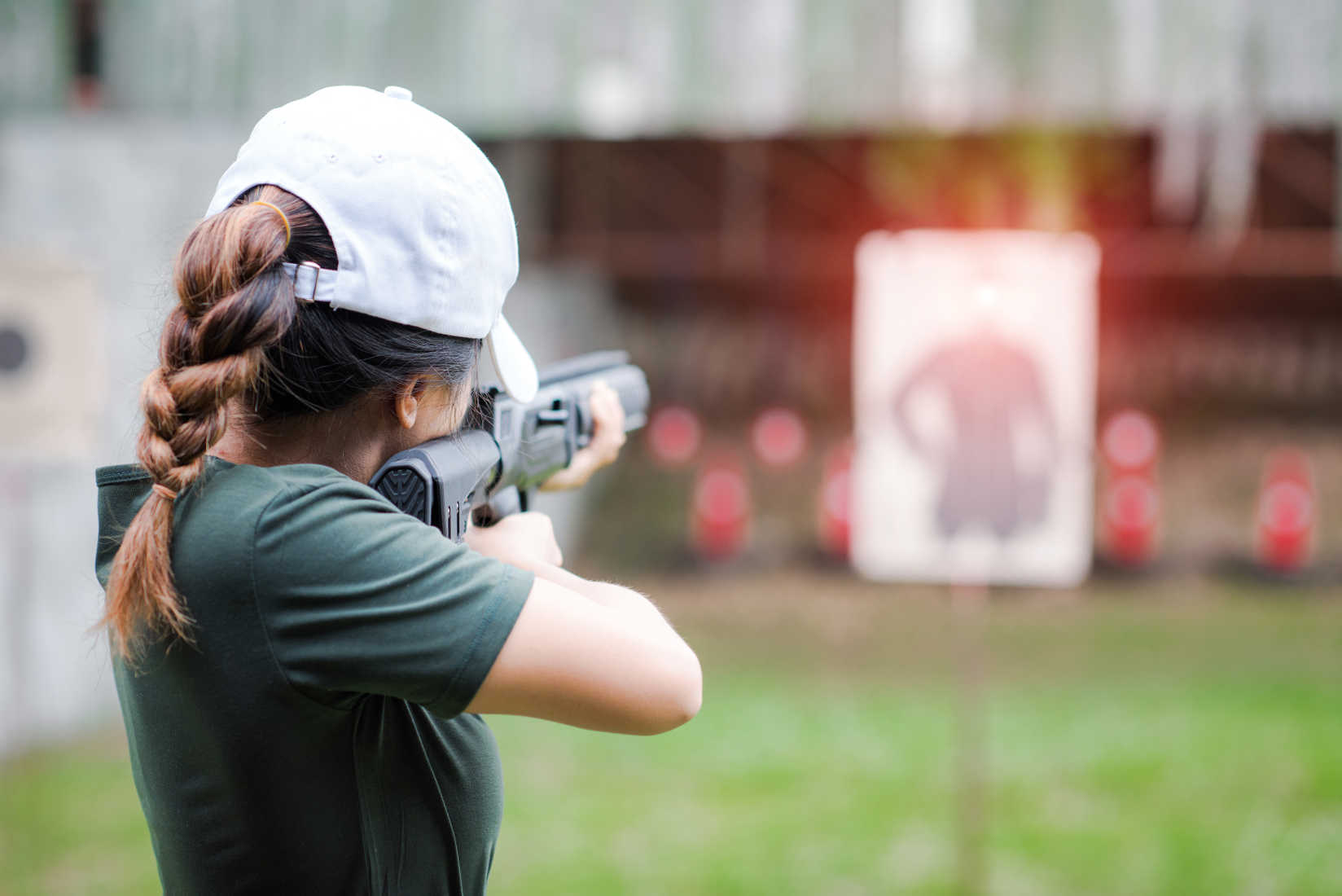 Thoughts on Teaching the Beginner the Basics of Firearms