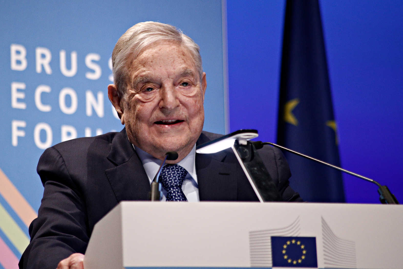 George Soros Aims to Make Gun Companies Liable for Murder