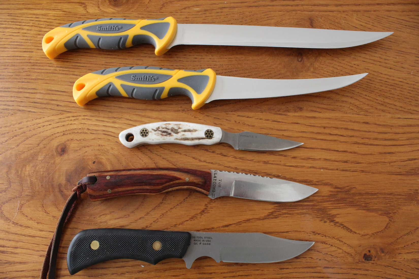 A Guide to Choosing the Proper Knife(s) for the Outdoorsman