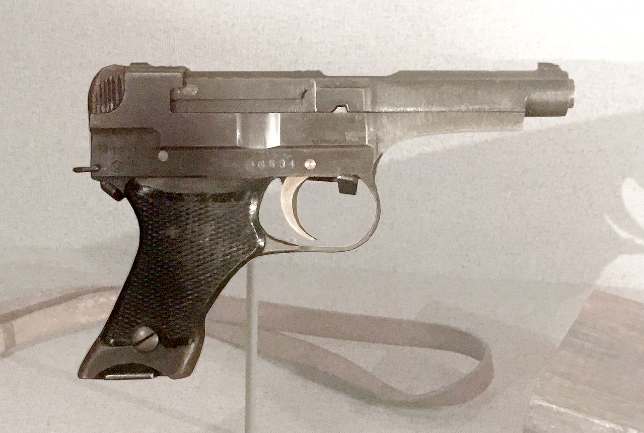 Axis Handguns of World War II