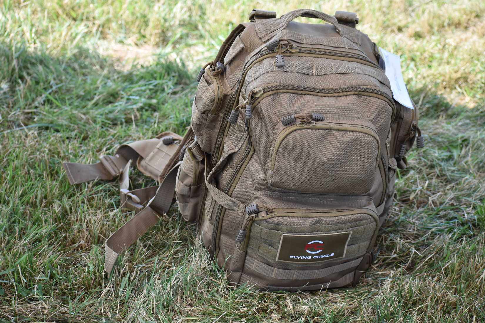 Product Review: Flying Circle Brazos Pack