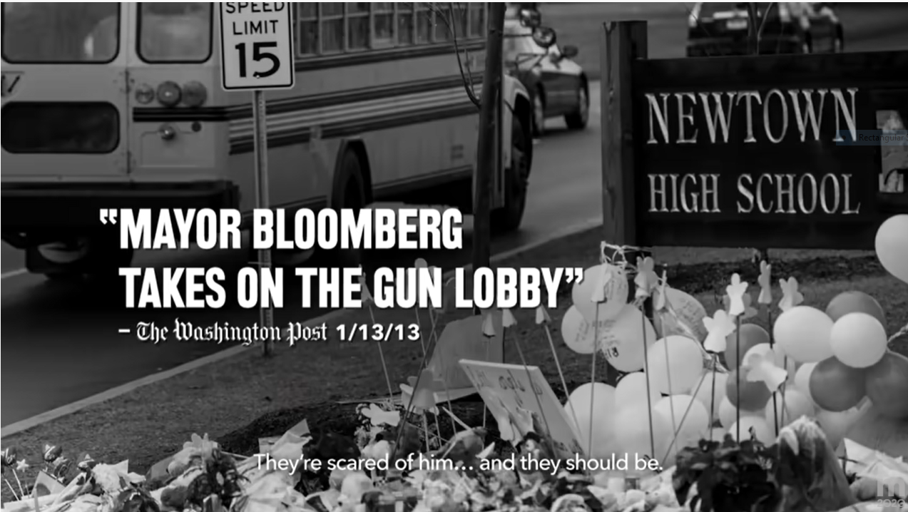 Report: Bloomberg's Anti-Gun Super Bowl Ad Wrong by 73 Percent