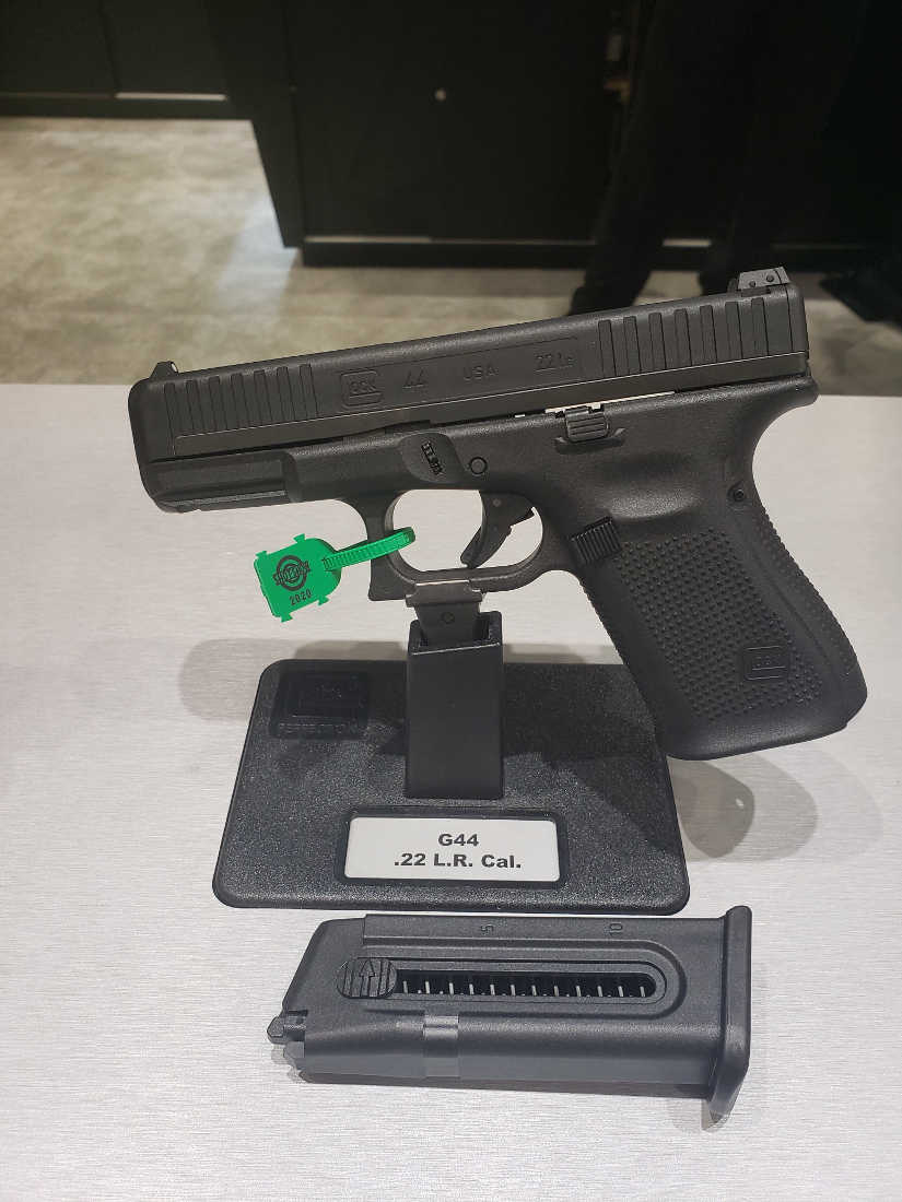 SHOT Show Round-Up: New from GLOCK, a .22!