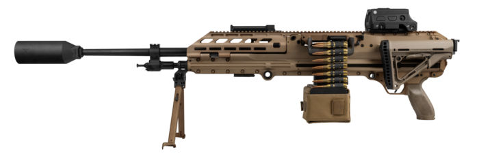 The Army Has Some New Machine Guns