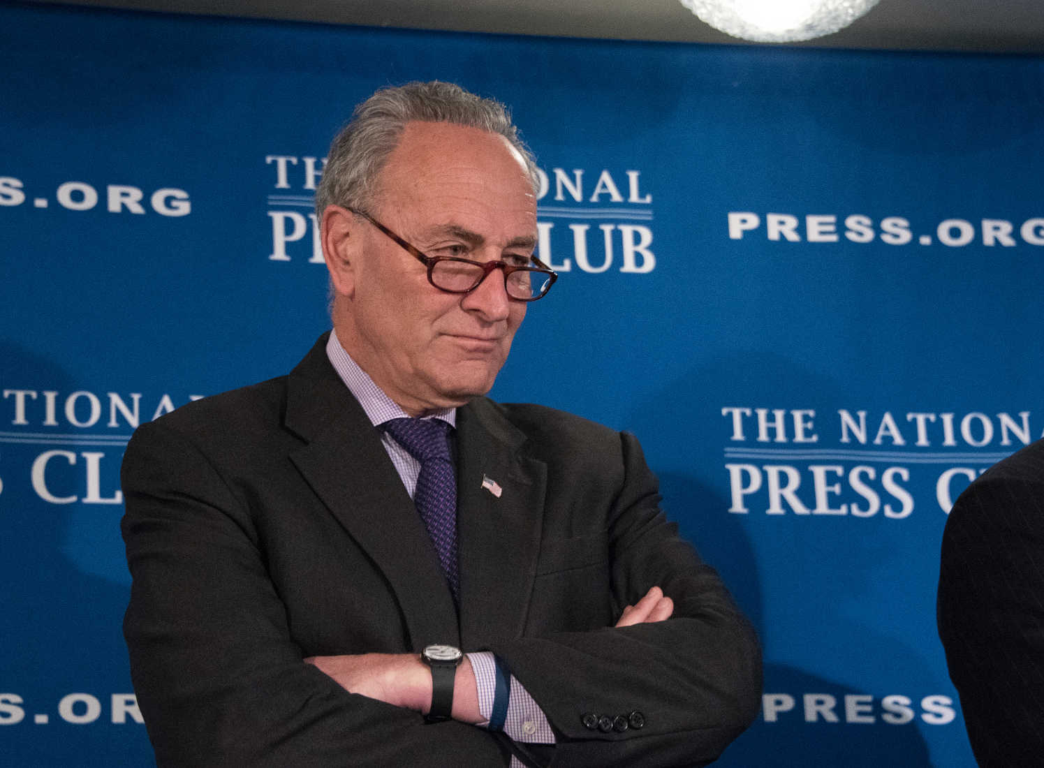 Gun Owners of America Files Red Flag Order against Schumer after Threatening Remarks