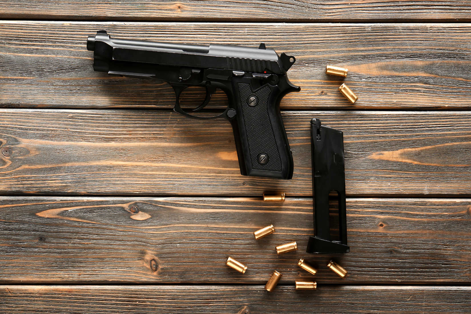 South Carolina County Enacts New Orleans-Style Gun Ban in Response to Covid-19