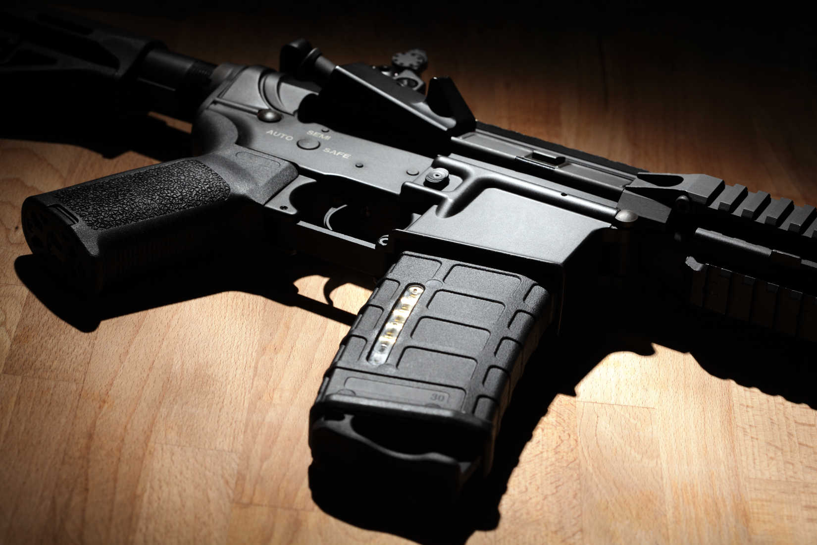Report: Monthly Gun Sales Reach Second Highest Level EVER