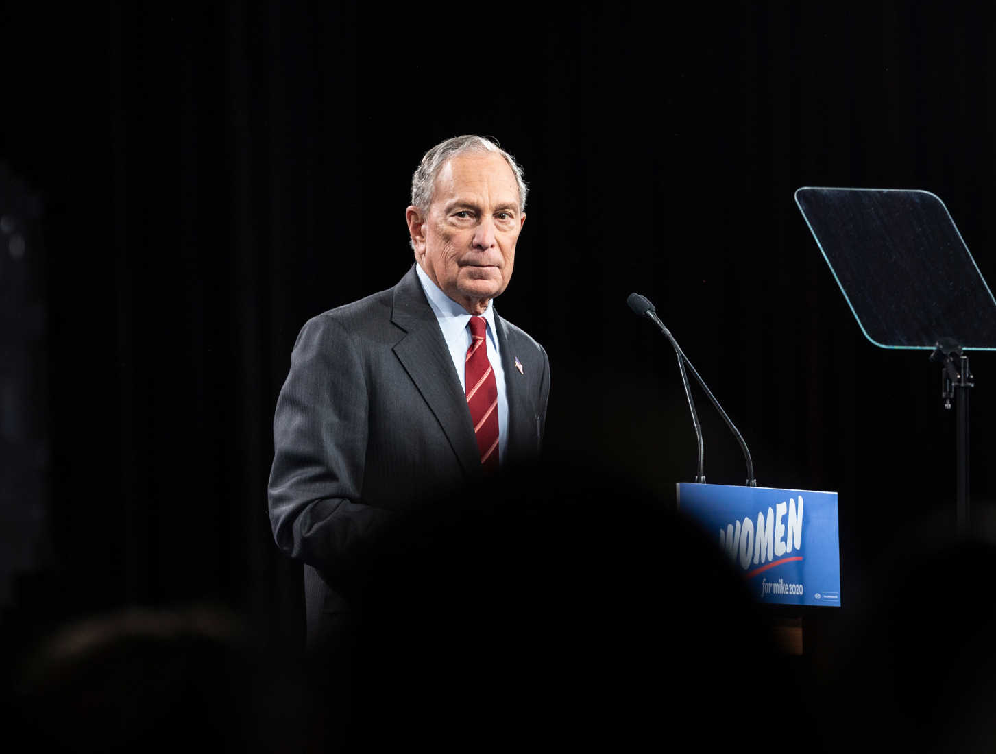 Bloomberg-Backed Gun Control Group Aims to Register 100,000 Young Voters