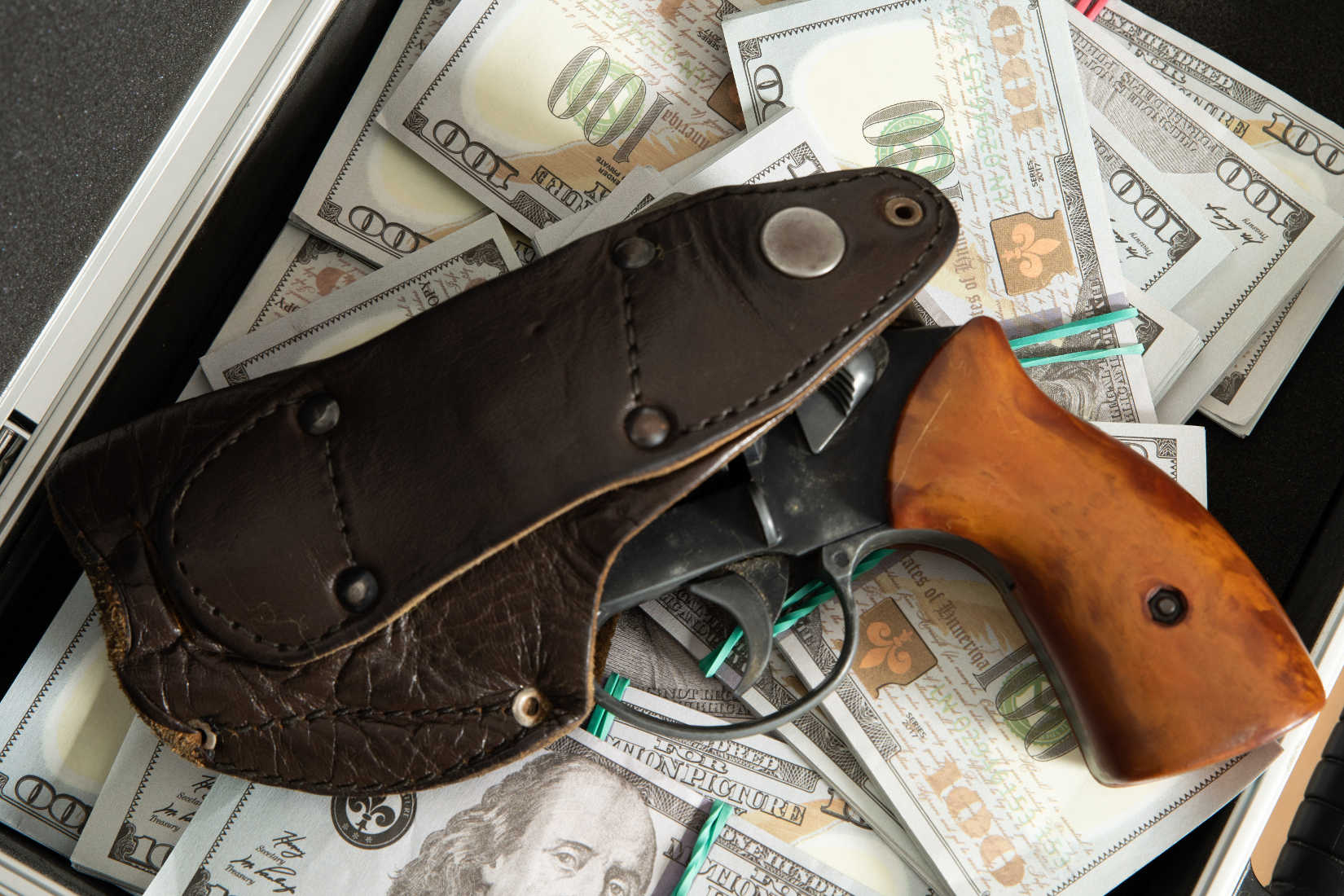 What Is Kansas' Guns and Ammo 'Privilege' Tax All About?