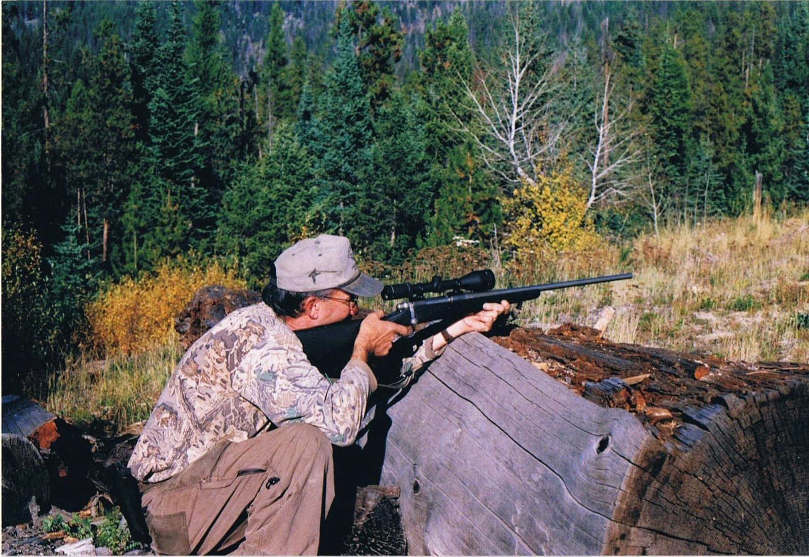 Ultimate Mountain Hunt: Spotting and Stalking Bears