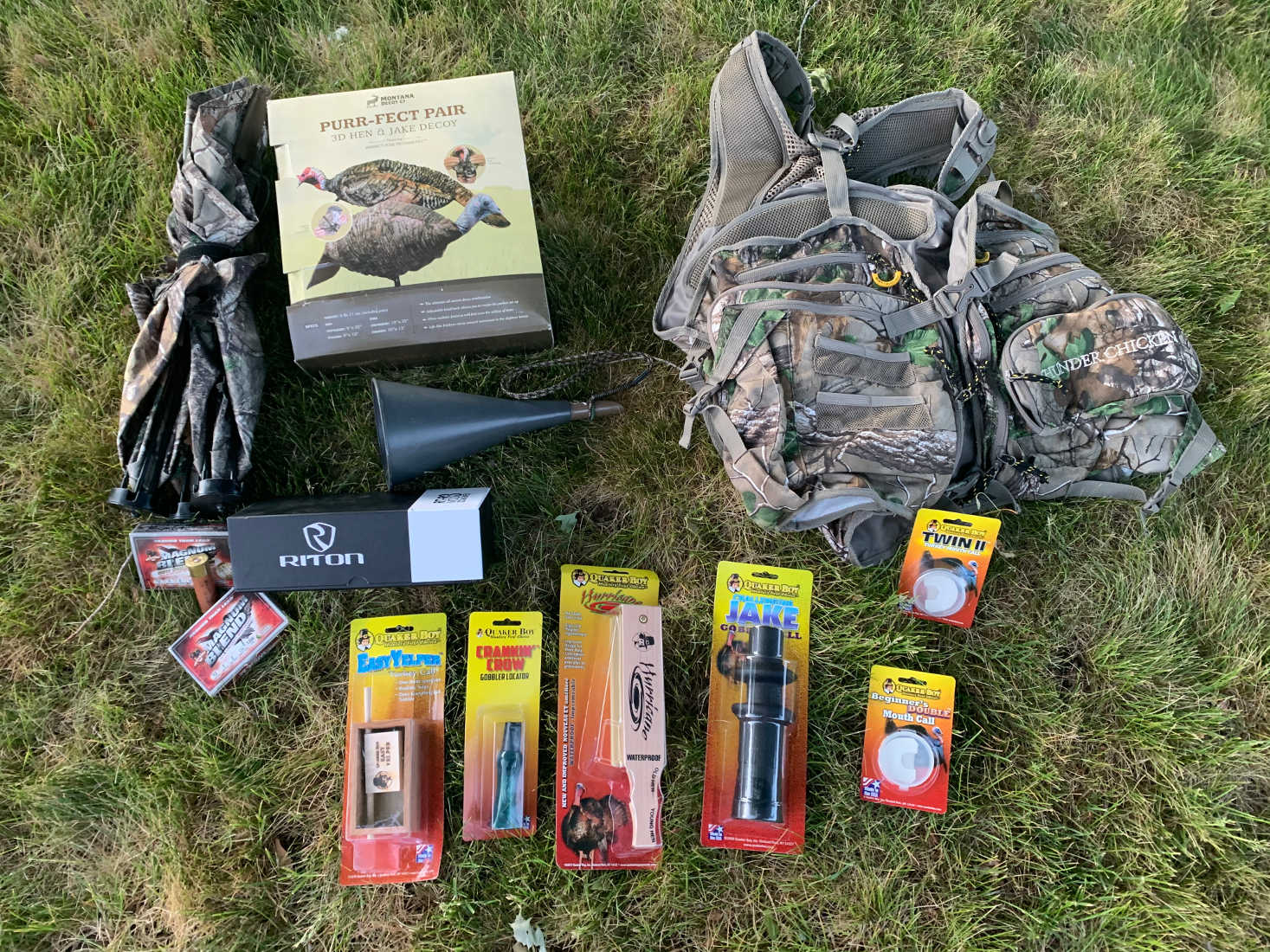 Still Haven't Bagged a Turkey? These Items May Help