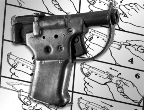 History Lesson: The FP-45 Liberator Pistol