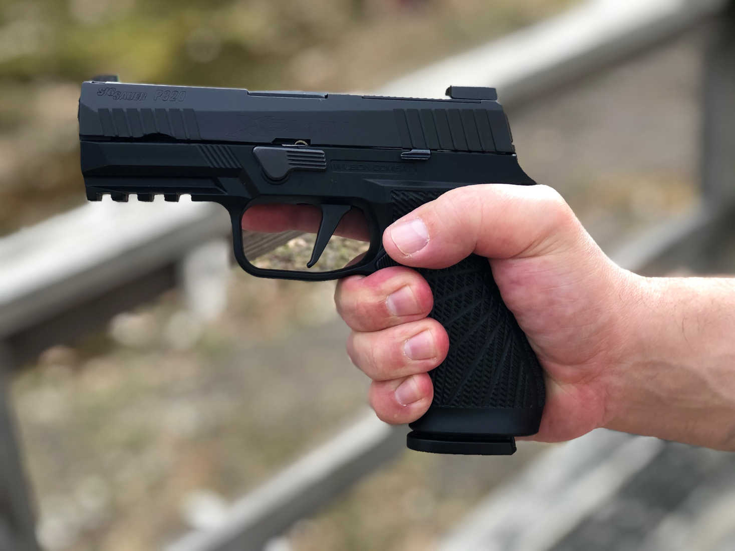 Product Review: Wilson Combat SIG P320 Grip Module