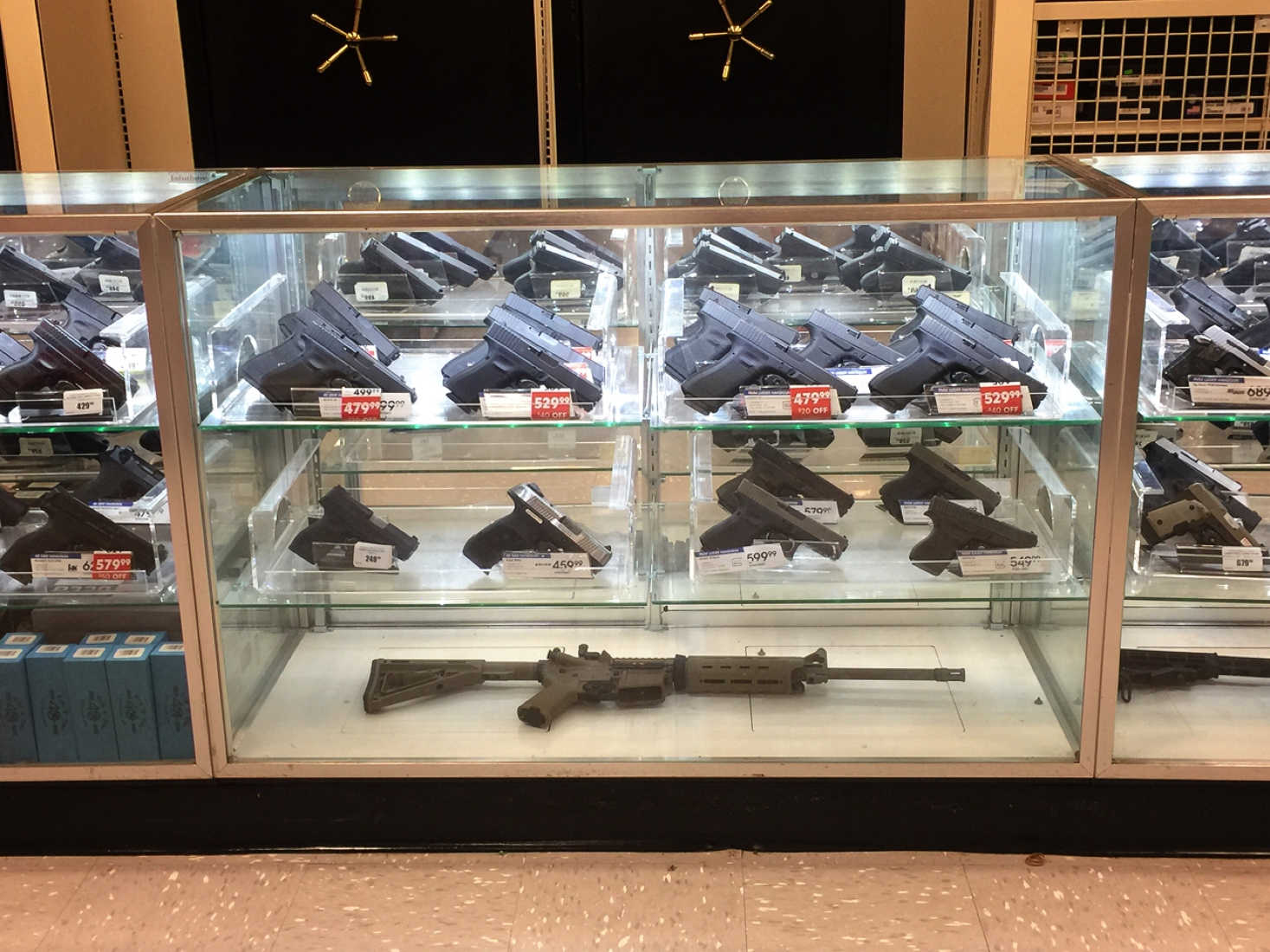 Another Victory: In Wake of Lawsuit, California County Reopens Gun Stores