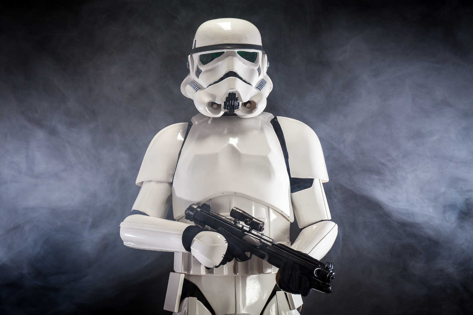 Canadian Police Hold Costumed Employee at Gun Point over Plastic Blaster on Star Wars Day