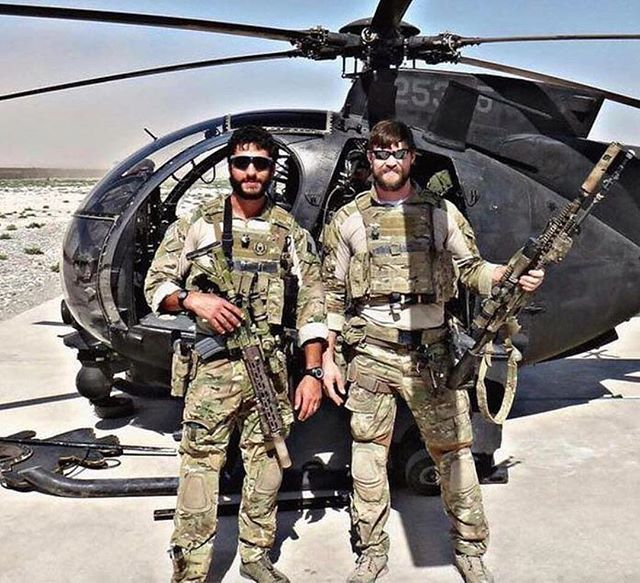 Army Special Ops Gunships: Black Hawk, Little Bird, and Lightning