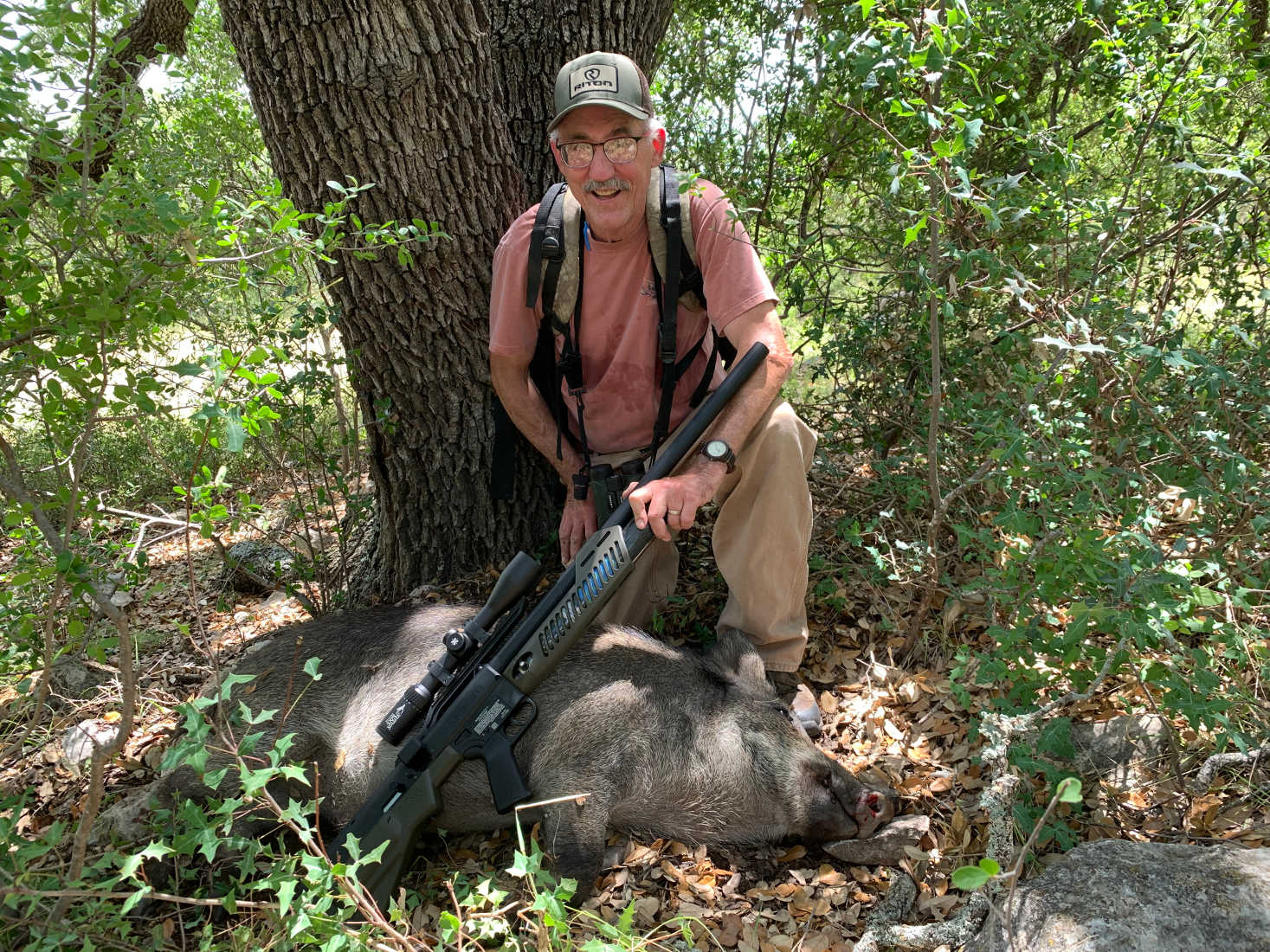 Hunting Big Game with Airguns