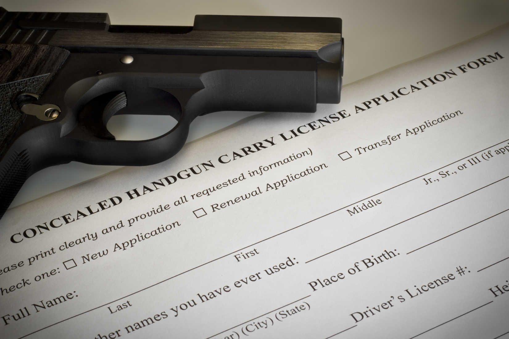 Pennsylvania County Overwhelmed with Concealed Carry Permit Applications