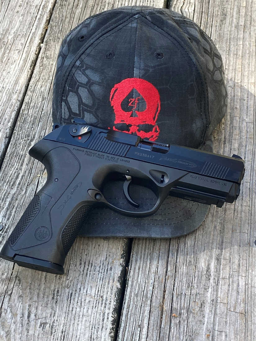 Product Review: Beretta PX4 Storm T&E