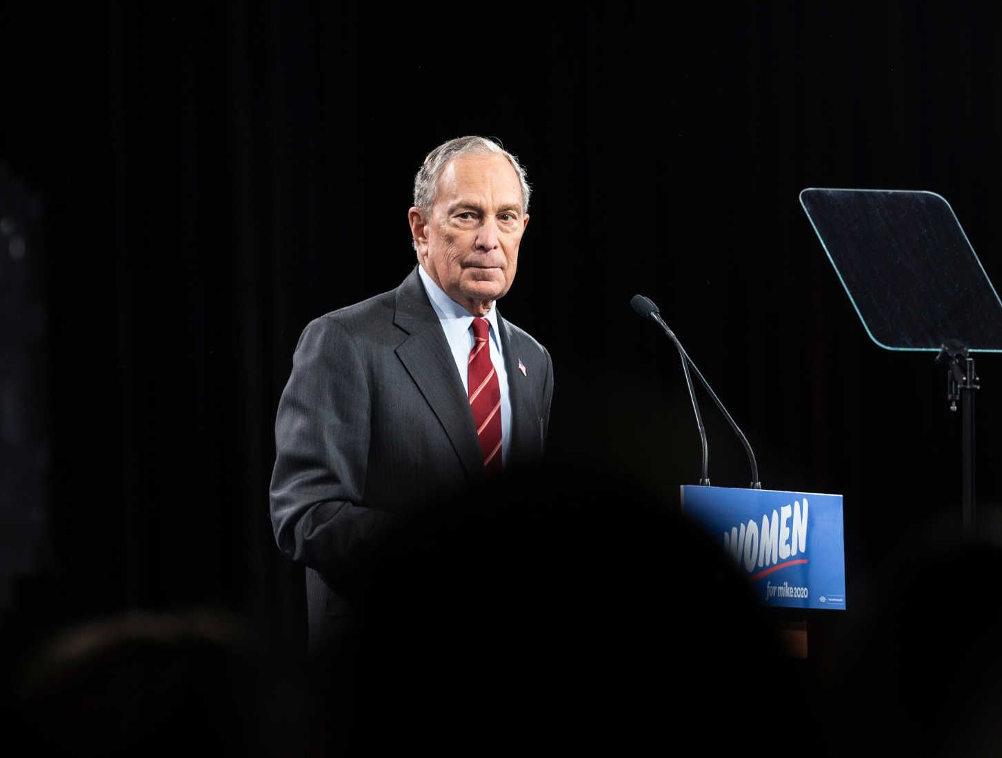 Here's Where Bloomberg Is Spending Millions to Push Gun Control