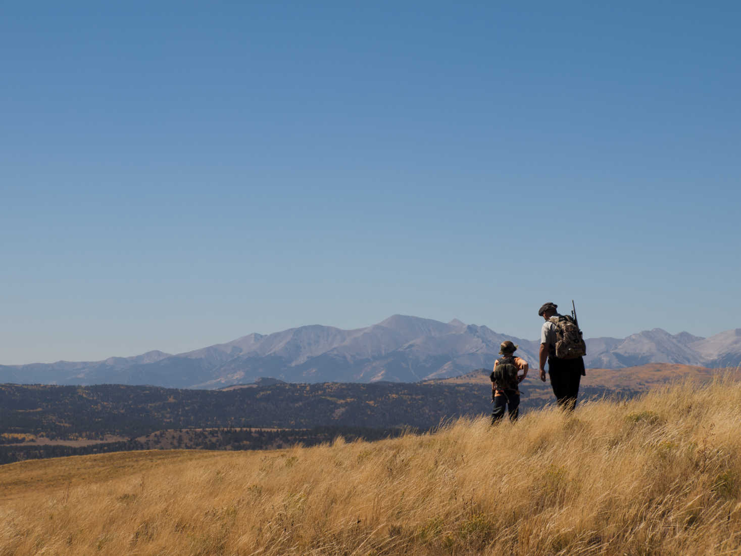 Fathers and Sons and the American Hunting Tradition