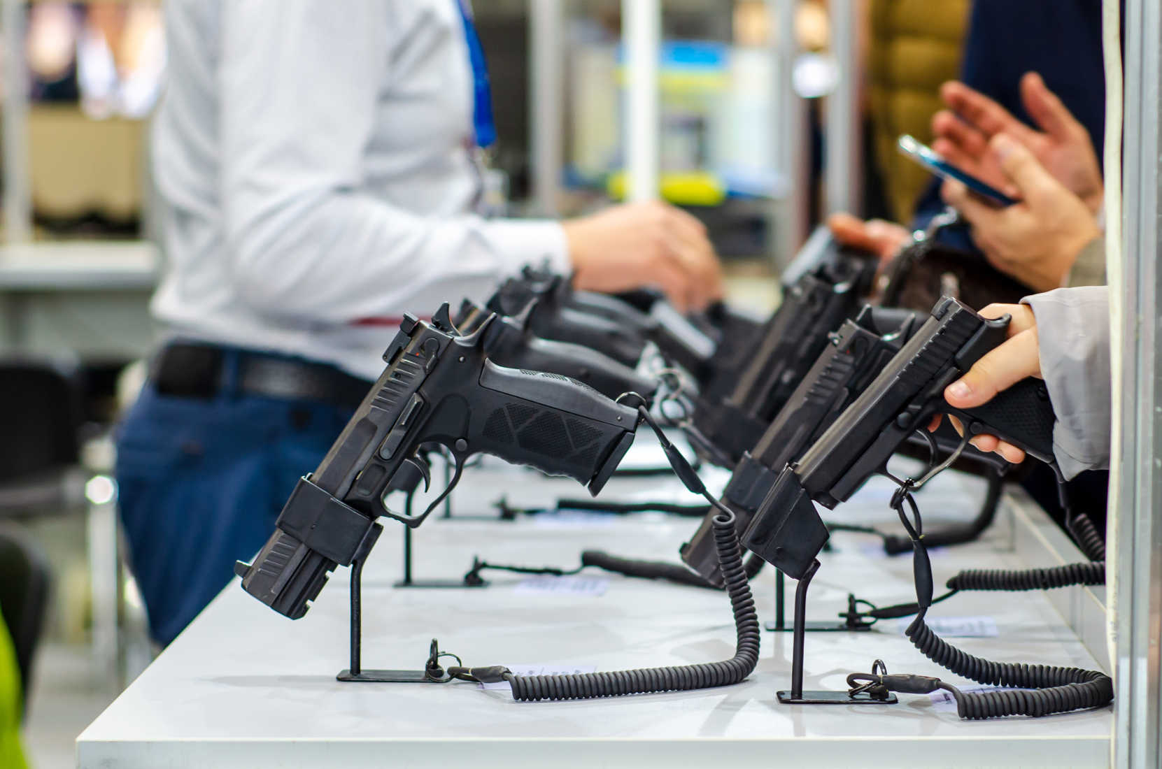 STUDY: Age Restrictions on Guns Aren't Working to Stop Homicides