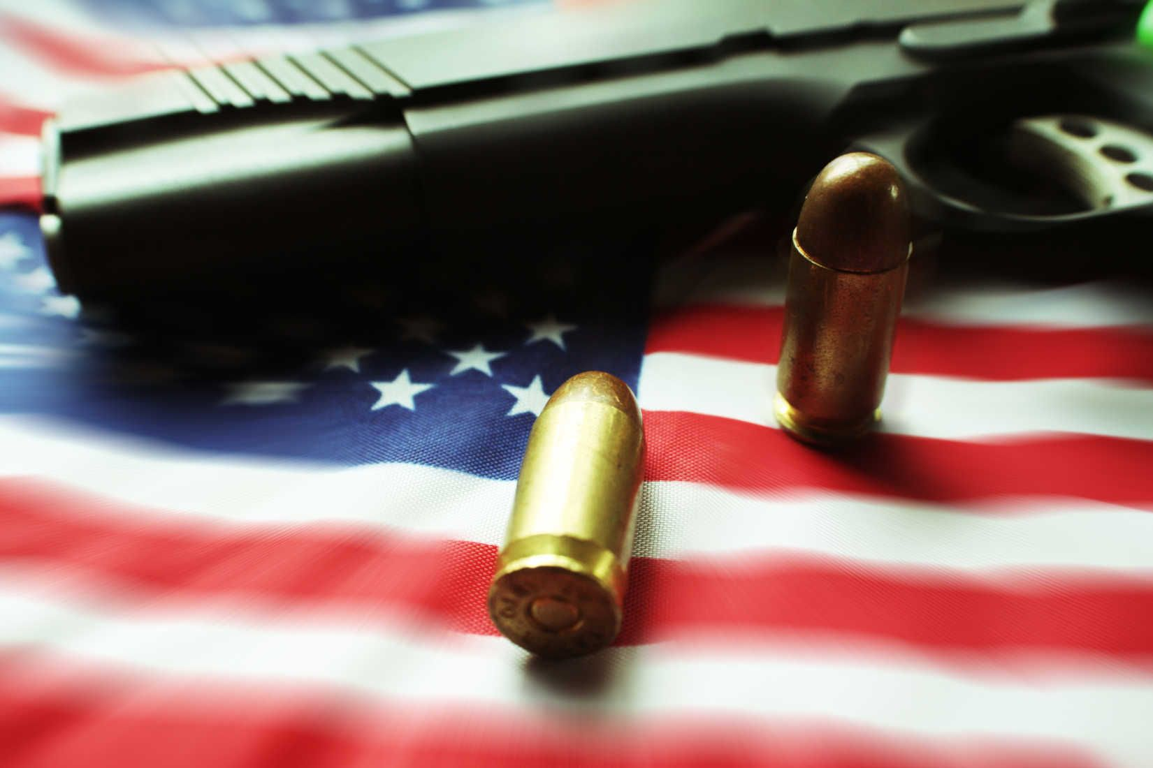 GALLUP: Gun Control Not a Priority for Americans
