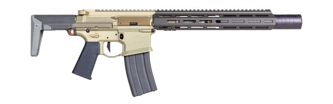 ATF: Honey Badger Pistol Now a 'Short-Barreled Rifle,' Subject to Transfer Tax Because of Brace