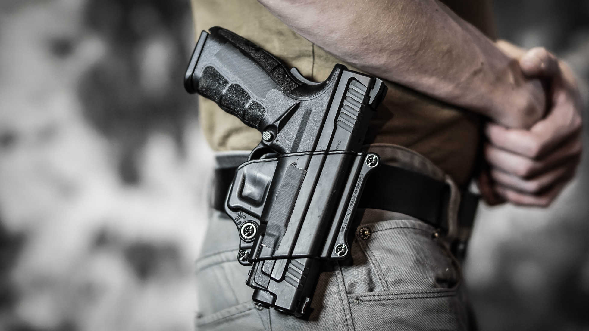 Judge: Michigan Voters Will Be Able to Open Carry at Polling Places