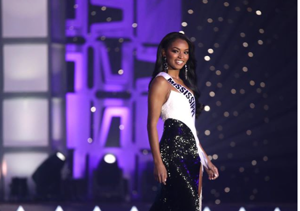 Newly Crowned Miss USA Praises Gun Rights in Speech