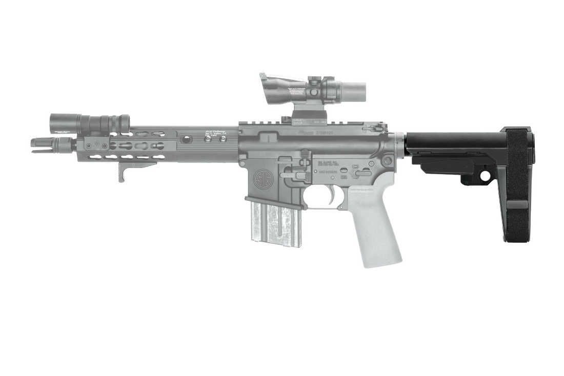 ATF Confounds Companies with Contradictory Information about Pistol Braces