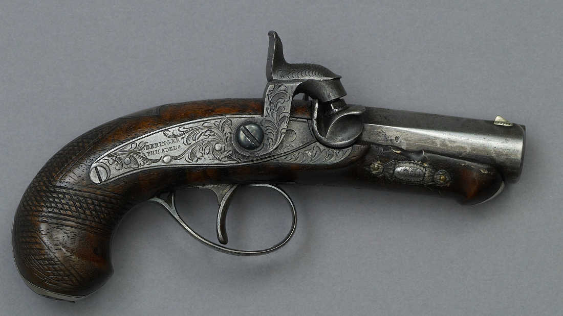 The Guns of John Wilkes Booth