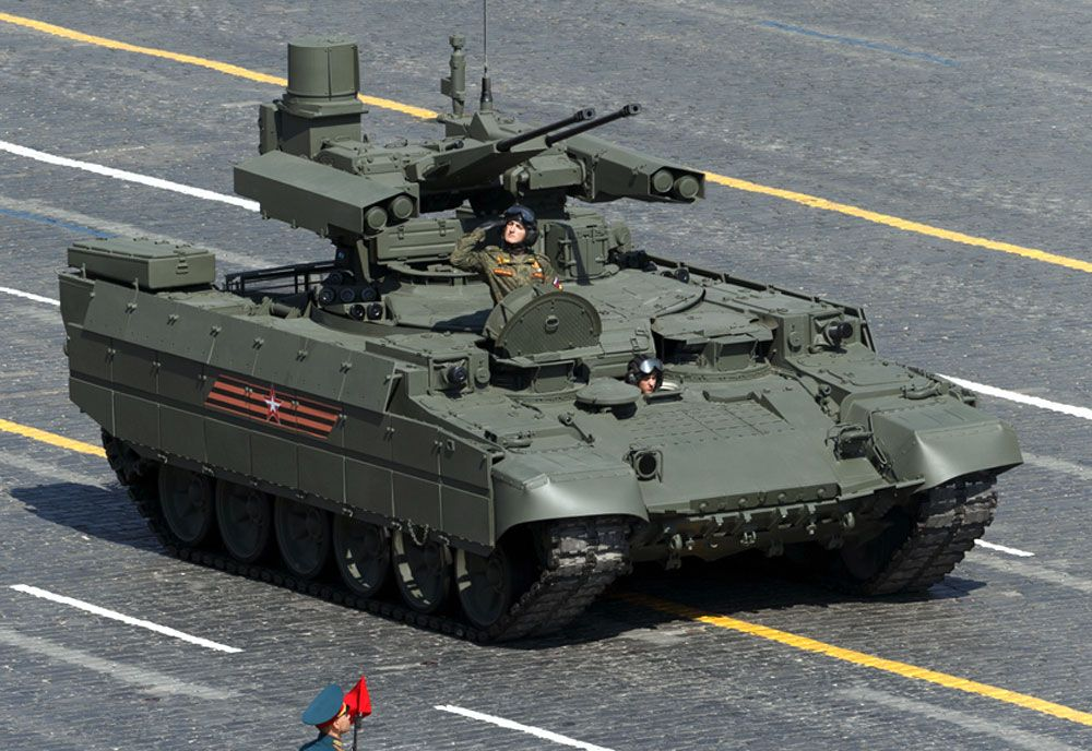 Street Fighter: The BMPT 'Terminator' Attack Vehicle