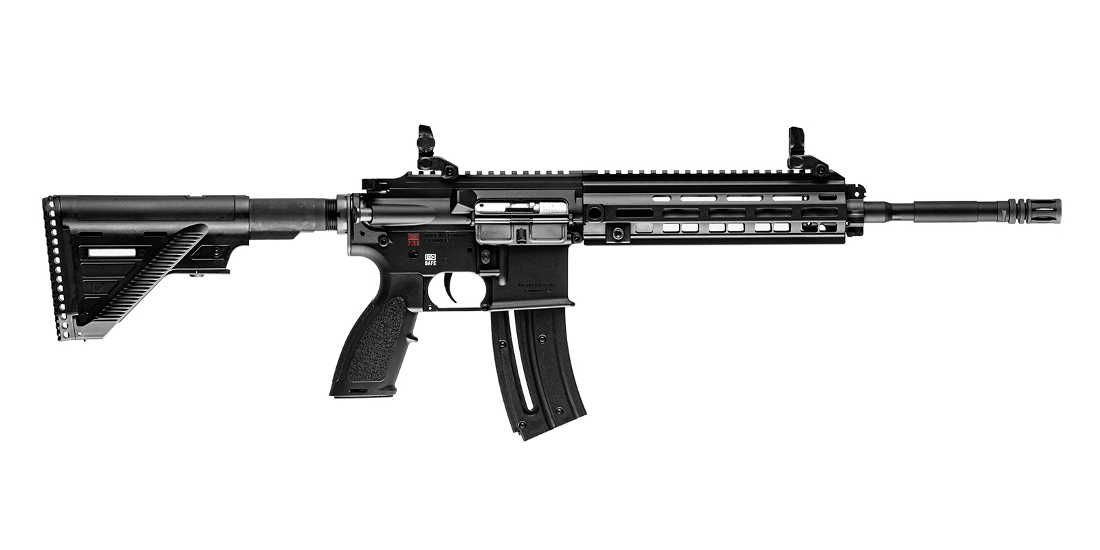 Product Review: The H&K 416 .22 LR Rifle