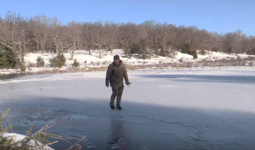 Ice Advice! How to Be Safe and Smart when Walking on Ice
