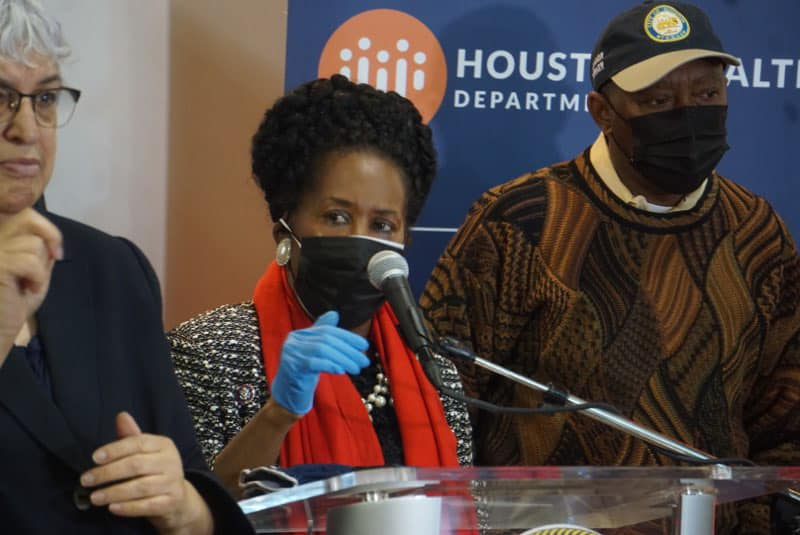 Sheila Jackson Lee Introduces Federal Bill to Register All Guns and Ammo in U.S.