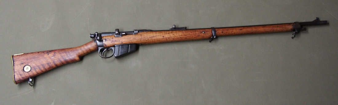 Setting the Sights on the British Lee Metford and Lee Enfield Volley Sight