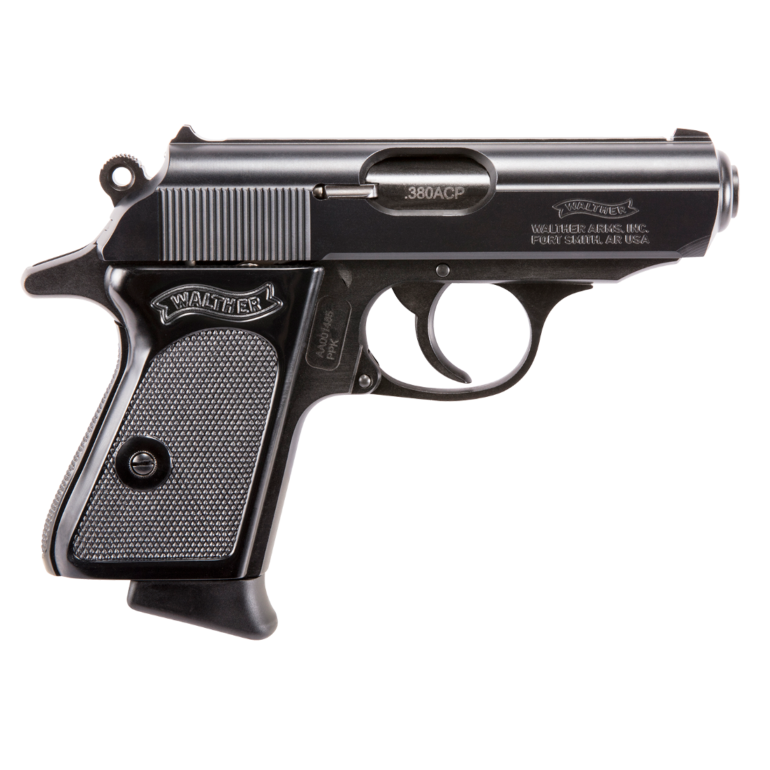 The Walther PPK: A Timeless Classic