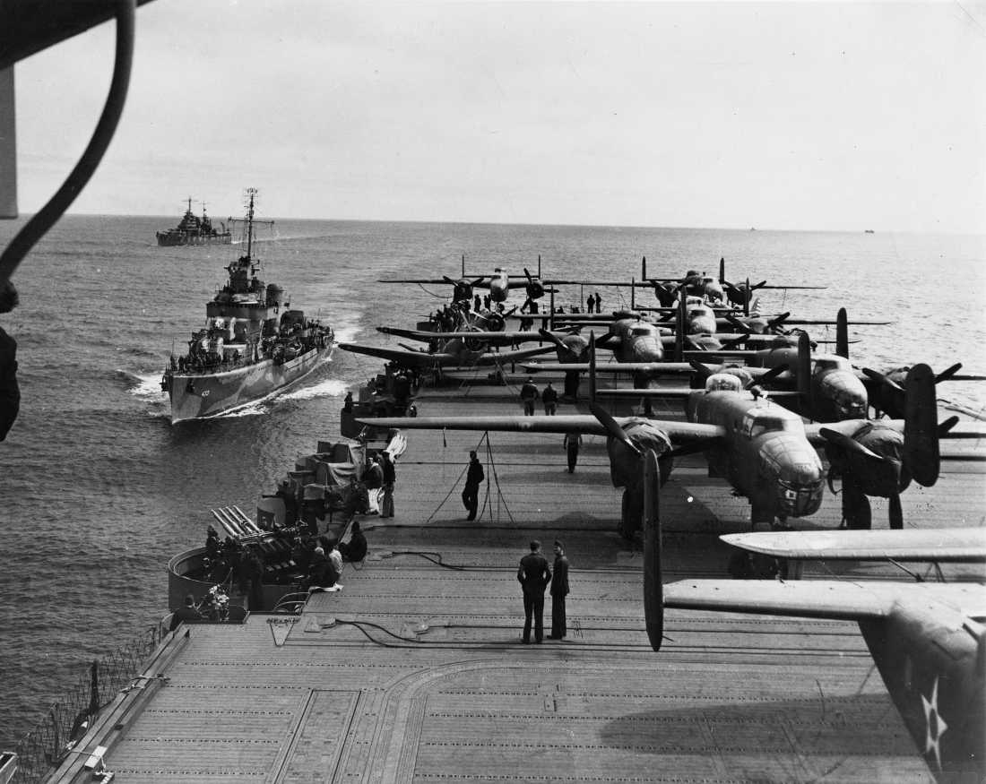 This Day in History: The Doolittle Raid