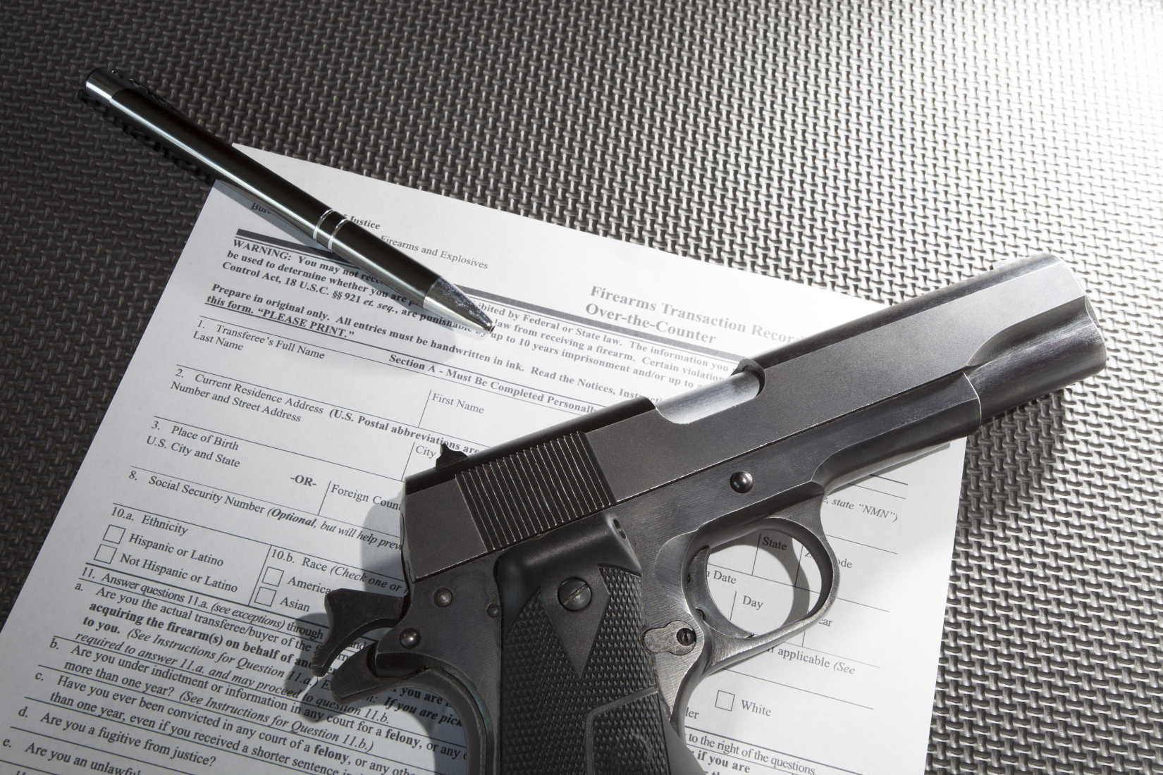 REPORT: ATF Can Use NICS to Monitor People It Suspects Could Eventually Commit a Crime