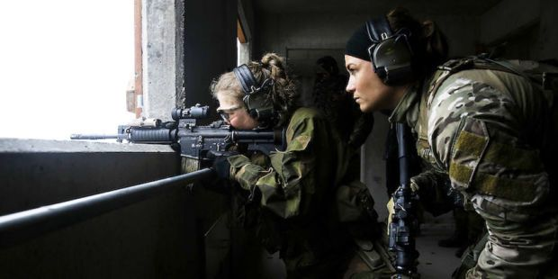 'Hunter Troop': The World's First, All-Female Special Forces Unit