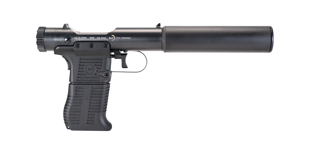 Product Review: B&T Station SIX-9 Suppressed Pistol