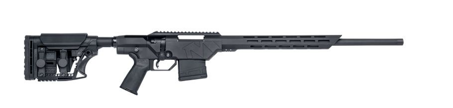 Product Review: Mossberg MVP Precision Rifle