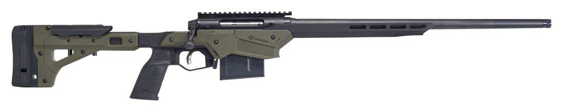 Product Review: Savage Axis II Precision