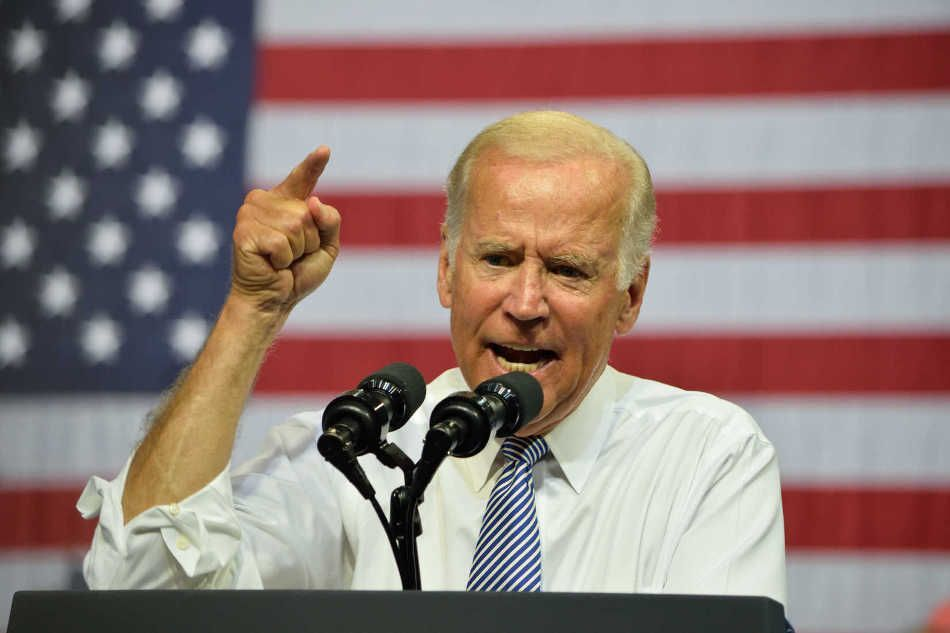 Biden to Gun Owners: You're No Match for the Government; You Need Nukes