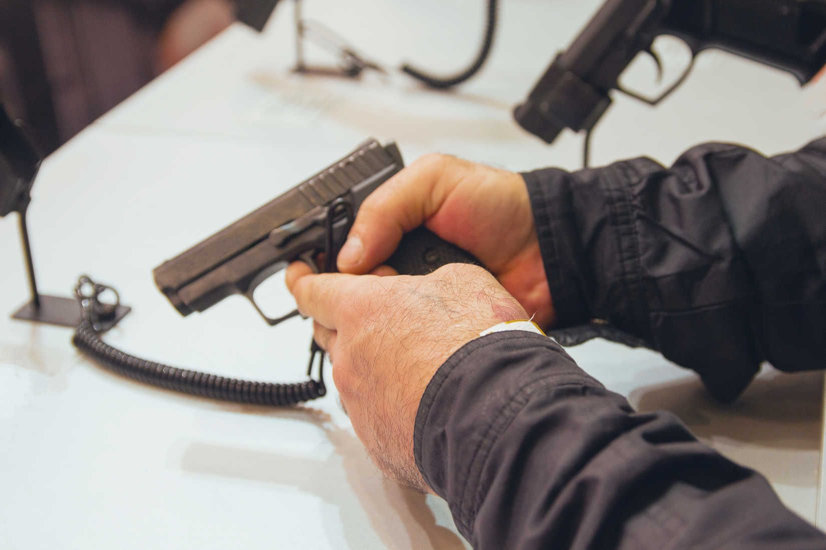 New Jersey AG Launches Punitive Campaign Against Out-Of-State Gun Sellers